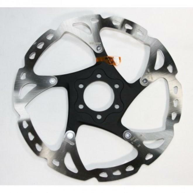 Scheibenbremse deore xt sm-rt76m 180mm ISMRT76M2 SHIMANO Bremsen  Fahrrad  fashionable
