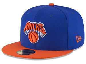 hot sale online bf700 d7047 Image is loading New-York-Knicks-New-Era-NBA-2-Tone-