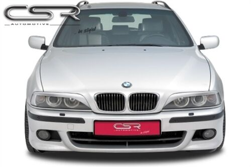HEADLIGHT HEADLAMP BROWS EYELIDS EYEBROWS FOR THE BMW E39 5 SERIES