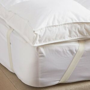 Luxury 2 Quot Amp 4 Quot Supersoft Heavy Fill Microfibre Mattress