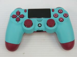 Sony-PlayStation-Dualshock-4-Wireless-Controller-for-PS4-Berry-Blue