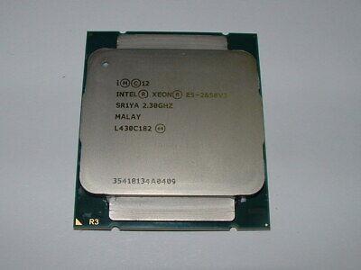 Intel Xeon E5-2650 v3 10-Core 2.3GHz SR1YA 2011-3 Server CPU Processor *km