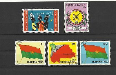 "Burkina Faso Briefmarkenlot ""burkina Faso Teil 1"""