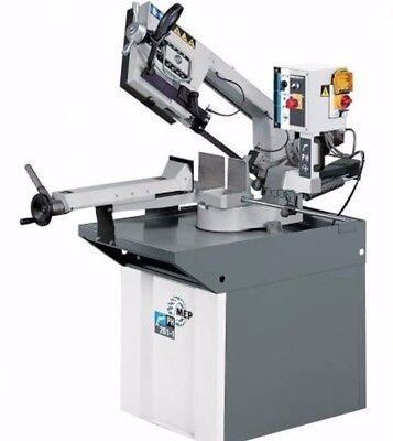 Brillant Mep Bandsäge Ph 261-1 Hb Automatischer Schnitt Gehrungsbandsägemaschine Halten Sie Die Ganze Zeit Fit