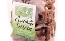 6oz Gourmet Style Bag of Creamy Milk Chocolate Covered Pretzels [3/8 lb.]
