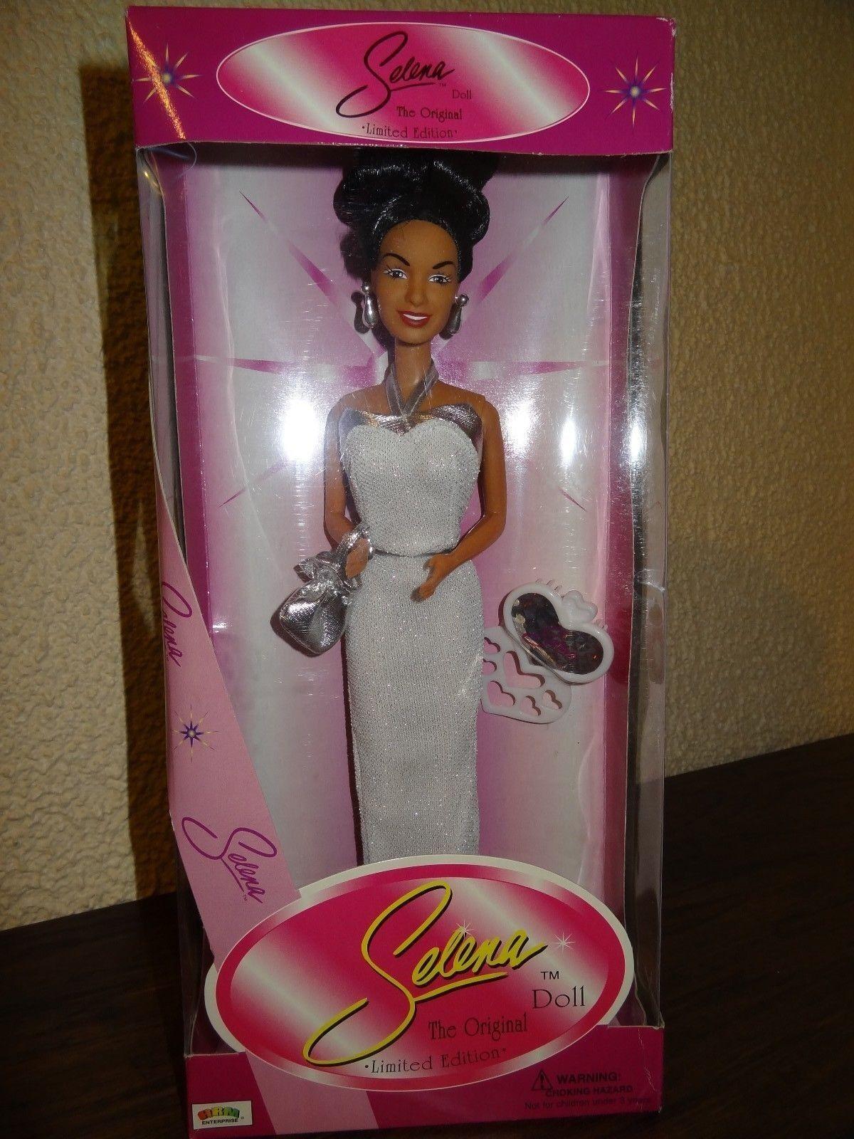 Brazo de Barbie Rara NIB    Grammy Edición Limitada Selena Muñeca de Juguete de 1997 Nuevo En Caja