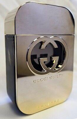 4a38d36f1d Gucci Guilty Intense Eau De Parfum 2.5 Oz 75 Ml Tester Unboxed | eBay
