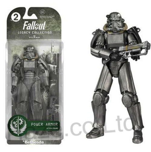 """Game Fallout 4 Figure Model  Cosplay Kids Doll  with Box  6"""""""
