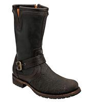 2e09ti Biker Style Boots Made By Cuadra Boots 2e09ti