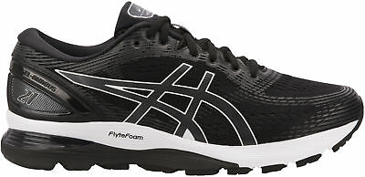 Asics Gel Nimbus 21 Mens Running Shoes - Black