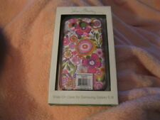 Vera Bradley Snap on Case for Samsung Galaxy S3 III Clementine