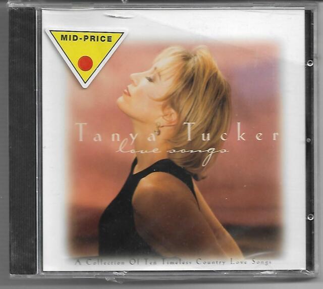 TANYA TUCKER - Love Songs - CD 1998 EMI NEU/OVP/NEW/Sealed - bitte lesen