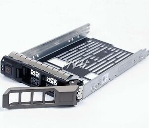 New-SAS-SATA-Tray-For-Dell-Poweredge-3-5-034-0F238F-Caddy-R710-T710-R610-T610-T410