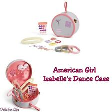American Girl Doll: Isabelle's Dance Case And Ballet Shoes
