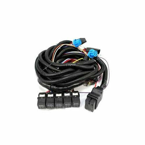 Boss MSC08001 Truck Side Snow Plow 13 Pin 5 Relay Wiring Harness for sale  online | eBayeBay
