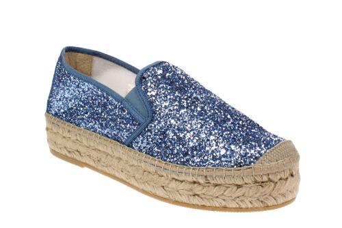 Chaussures Décontractées Vidoretta Jeans Espadrilles Femme Chaussures 06300 qwS1SX8I