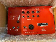 Metron Remote Control Alarm Panel