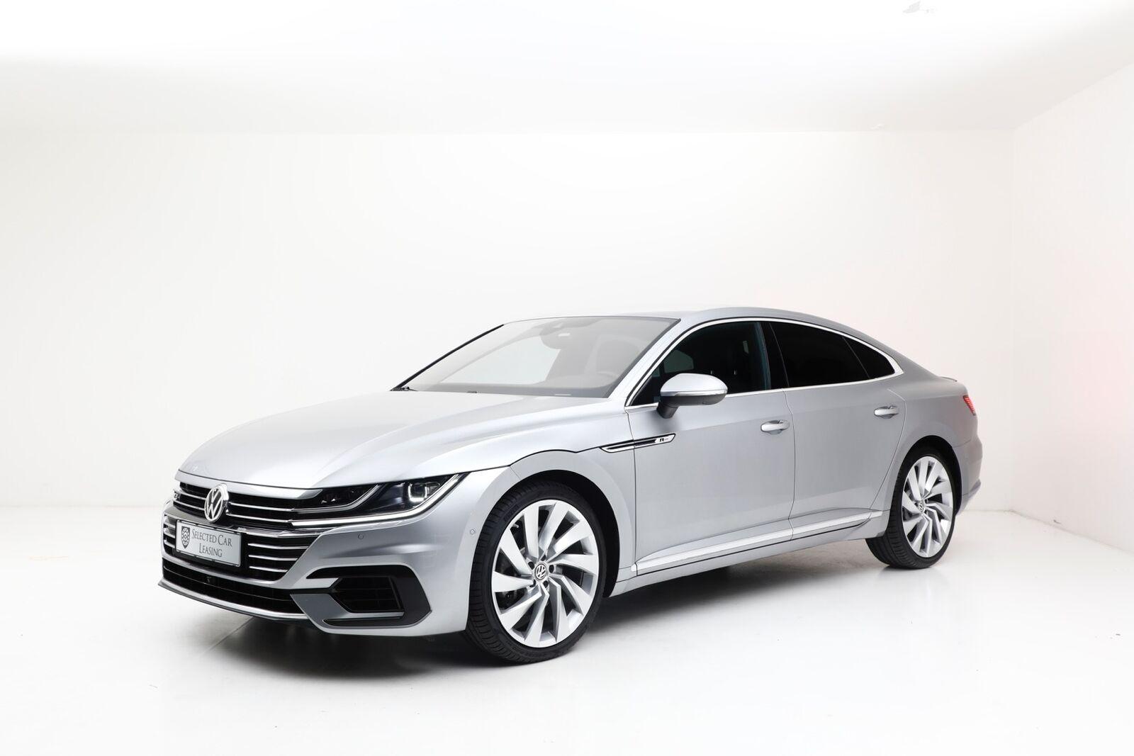 VW Arteon 2,0 TDi 240 R-line DSG 4Motion 4d - 3.462 kr.