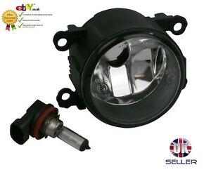 For Vauxhall Zafira Mk2 Vxr 7//2005 Front Fog Lamp /& Bulb Uk Passenger Side N//S