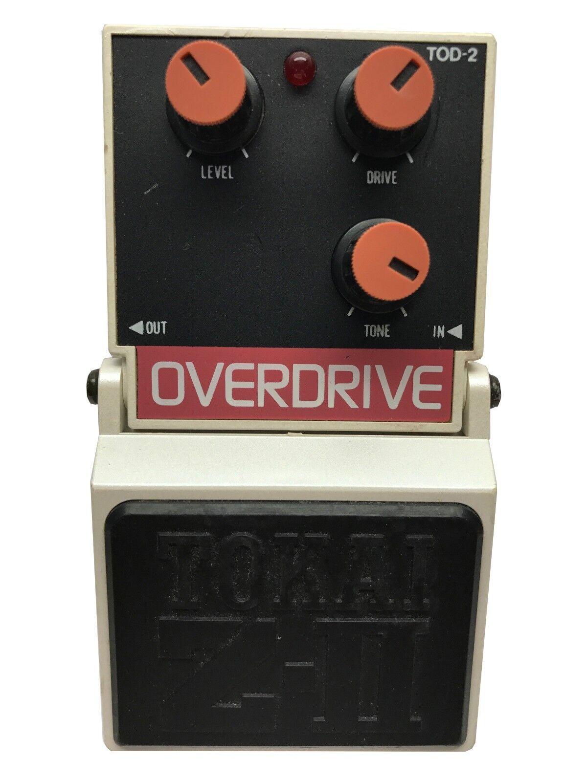 Tokai TOD-2, Overdrive, Z-II Super Effects series, MIJ, 1980's, Vintage Effect