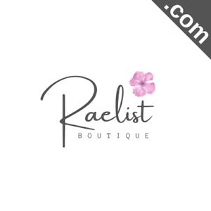 RAELIST.com 7 Letter Short Catchy Brandable Premium Domain Name for Sale GoDaddy