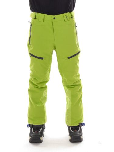 CMP Kiltec invierno pantalones verde snowboardhose climaprotect ® aislante