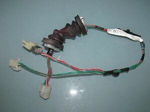 Wondrous 90 91 92 93 Mazda Miata Oem Door Wiring Harness Right Ebay Wiring Cloud Xeiraioscosaoduqqnet