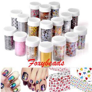 12pcs-Galaxy-Nail-Art-Transfer-Foil-Nail-Sticker-Tip-Decal-Decoration-Colors