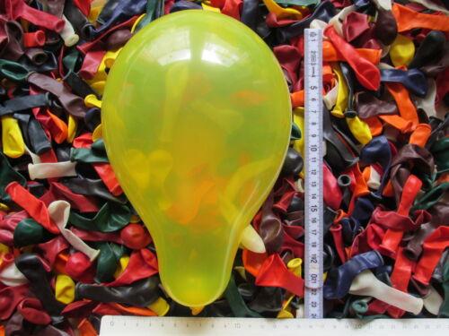 3000x Luftballons NEU//OVP Sonderposten Party Deko Fasching Betriebsfest Fussball