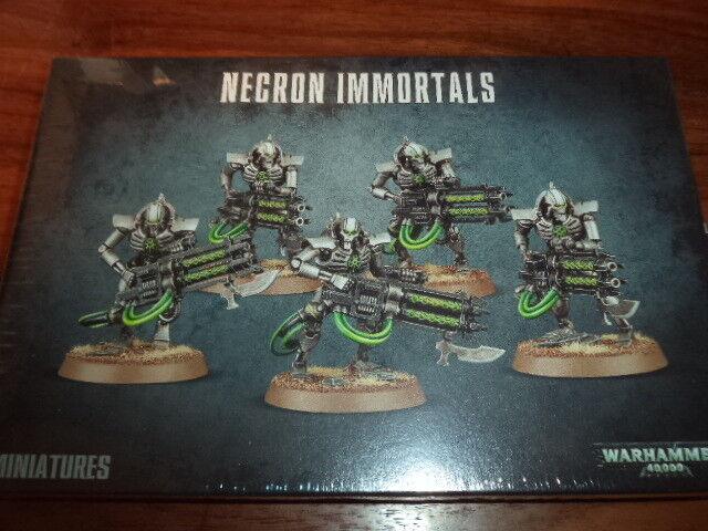 Necron Immortals Necrons Warhammer 40k 40,000 Model New