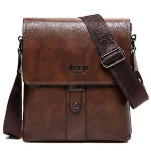 Image is loading Purse-Man-Leather-Jeep-buluo-Fashion-Fashion 3bbc534e8b0