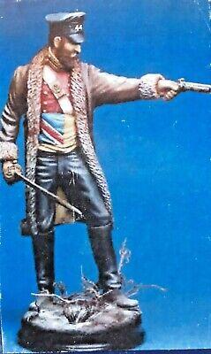 1/16 120mm Resin Figure The Roll Call Officer Captain Souter Gandamak 1842. New. Essere Accorti In Materia Di Denaro