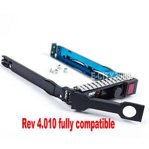 2-5-034-Inch-SATA-SFF-SAS-HDD-TRAY-CADDY-FOR-HP-ProLiant-DL380P-Gen8-Gen9-G8-G9