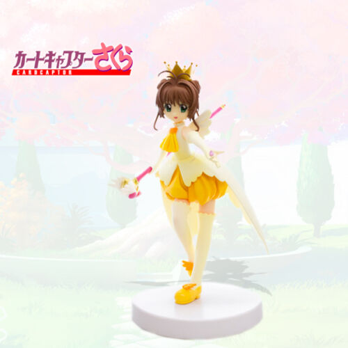 CARDCAPTOR SAKURA SPECIAL FIGURE SERIES HAPPY CROWN CARD CAPTOR STATUE MANGA #2