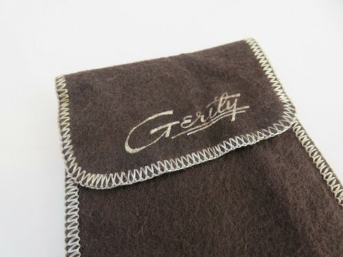 Extra Long Gerity Pacific Silver Cloth Anti Tarnish Storage Bag Pouch 13 7//8 x 3