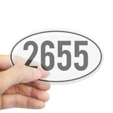 Oval CafePress Benton Mackaye Trail Sticker 421959665