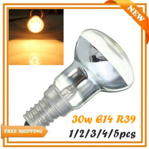 1-5x-Replacement-Lava-Lamp-E14-R39-25W-Spotlight-Screw-Light-Bulb-Bulb-Spotlight