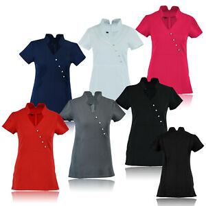 Women-039-s-Beauty-Tunic-Hairdressing-SPA-Beauticia-Therapist-Massage-Salon-Uniform