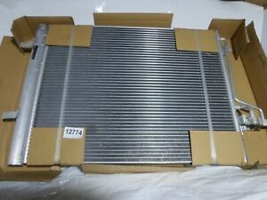 Radiator Condenser Conditioned Air Conditioning Frigair FORD C-Max 2