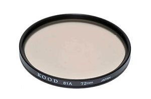 Kood-81A-Filter-Made-in-Japan-72mm