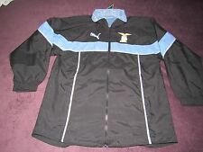 NWT VINTAGE 2000 S.S. LAZIO PUMA SOCCER TRACK JACKET SIZE MEDIUM NEW WITH TAGS