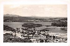 AYERS CLIFF QUEBEC CANADA ON LAKE MASSAWIPPI~C R GORDON REAL PHOTO POSTCARD