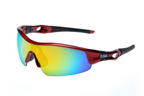 Fahrradbrille RAVS SPORTBRILLE-SONNENBRILLE Allwetterglas Radbrille
