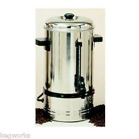 75 Cup Stainless Steel Commercial Coffee Maker/Brewer