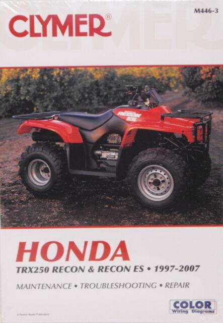 2007 recon 250 es