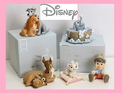Special Friends Keepsake Figurine DI190 Disney Magical Moments Bambi /& Thumper