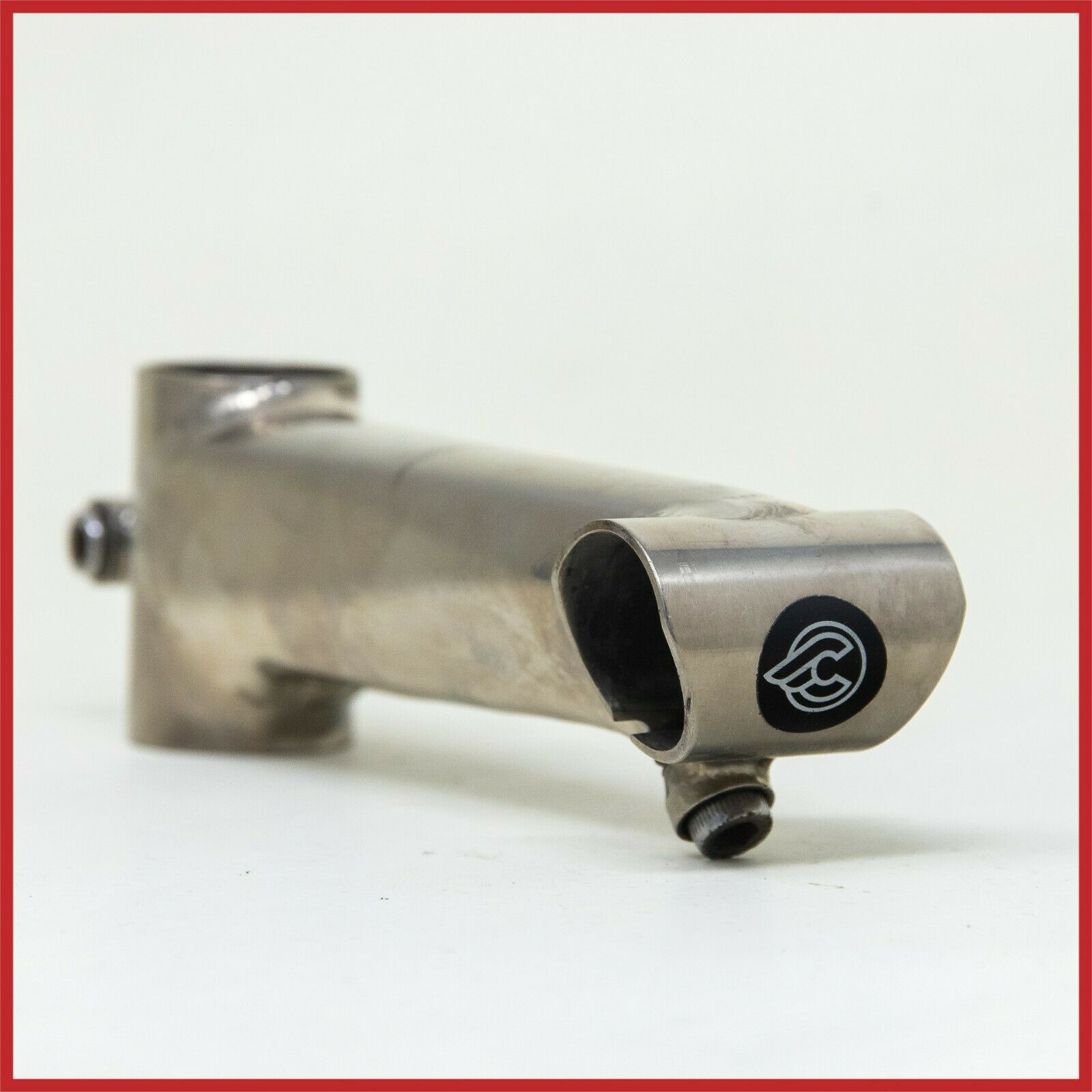NOS CINELLI GRAMMO MTB 135mm TITANIUM 118 STEM 90s VINTAGE AHEAD THREADLESS