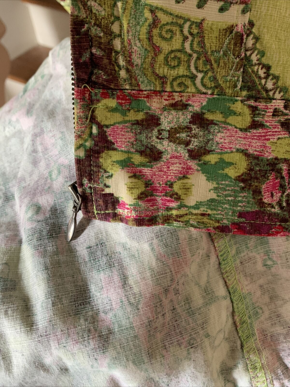 CHRISTOPHER & BANKS Rose Garden Paisley ELEGANT B… - image 8