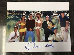 Signed-Dawn-Wells-8x10-Photo-Gilligan-s-Island-Mary-Ann