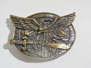 Eagle-Adler-Totenkopf-Guertelschnalle-Guertel-Schnalle-Buckle-bis-4-5cm-10014344MP